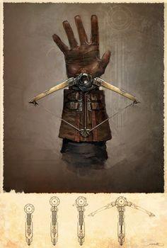 Assassin's Creed Unity Phantom Blade - Waaaaaant