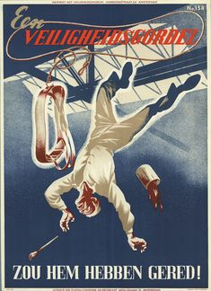 Hoogspanning!: More Dutch Safety Posters - 50 Watts