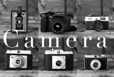 Old Cameras Old Cameras, Commercial Photography, Thats Not My, Public, Advertising Photography