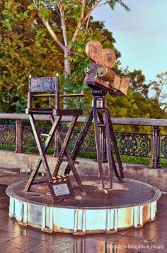 Памятник Режисеру #Kiev #Киев