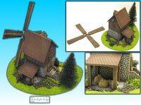 Geländestück Windmühle