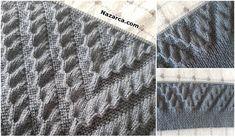 BENZER Pulls, Knit Crochet, Knitting, Pattern, Moda Emo, Piercings, Fashion, Moda Masculina, Sweatshirts
