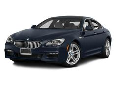 2014 BMW 6 Series i xDrive