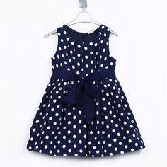 vestidos de verano para niña pulcro