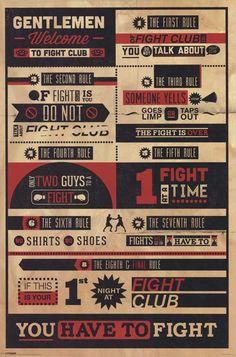 /by ?? #movie #poster #FightClub