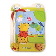 Hello Little Friends Soft Book
