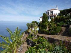 Turmvilla mit Bestlage in Santa Ursula