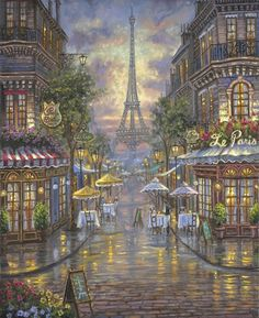 Le Paris Café