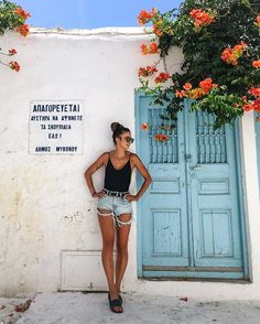 The Copper Closet Mode Boutique Kleidung erschwinglich Stil Frauen Summer Pictures, Cute Pictures, Foto Casual, Summer Photography, Mykonos, Summer Looks, Summer Vibes, Summer Outfits, Girly