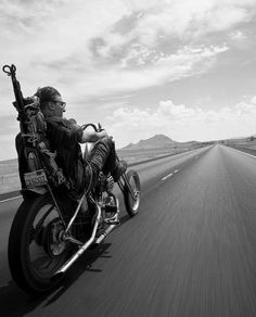 Freedom and its open road