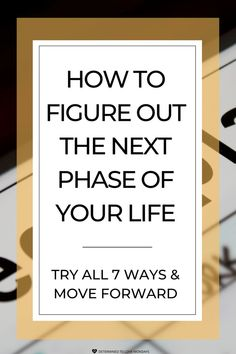 When you're ready for a change, try these 7 ideas to move your life forward. Self Help Skills, Coping Skills, Life Skills, Life Lessons, Need Motivation, Business Motivation, Business Tips, Personal Life Coach, Self Development