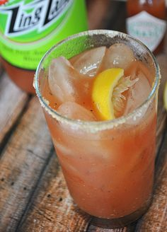 This Bloody Mary Recipe is my absolute favorite. With Zing Zang bloody mary mix and a splash of Tabasco and a secret ingredient, you'll be hooked!