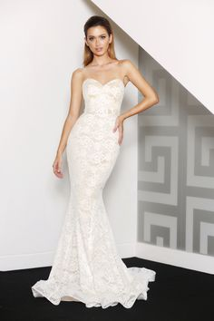 Jadore Amore Gown find it and other fashion trends. Online shopping for Jadore clothing. A beautiful floor length strapless lace gown by. Formal Dresses Online, Buy Dresses Online, Formal Gowns, Affordable Bridesmaid Dresses, Best Wedding Dresses, Bridal Dresses, Lace Dresses, Strapless Cocktail Dresses, Strapless Dress Formal