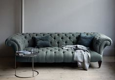 Cheasterfield couch