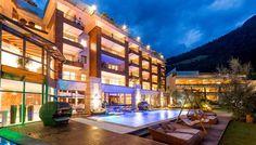 Sport & Wellness Resort Quellenhof in St. Martin in Passeier bei Meran #Südtirol