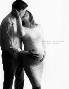 Artistic Silhouette Couples maternity photography poses with husband, NYC, NJ, CT & LI.