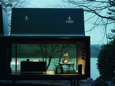 Vipp Shelter - Fully Furnished Metal Prefab House