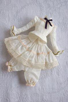 Puppet mez, haj, ruha, cipő, Tilda | VK
