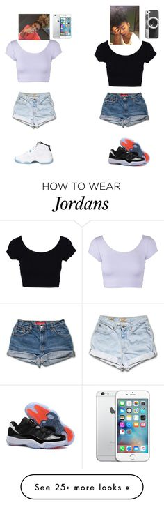 """No Role Modelz"" by shinningstar11 on Polyvore featuring Retrò, NIKE and Casetify"