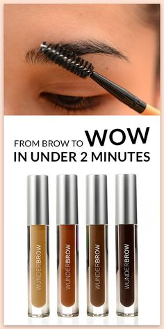 Semi Permanent Eyebrows in Under 2 Minutes All Things Beauty, Beauty Make Up, Hair Beauty, Makeup Tips, Eye Makeup, Hair Makeup, Beauty Secrets, Beauty Hacks, Beauty Tips