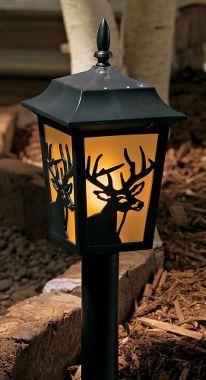 Cabela's: Smart Solar Solar Deer Light