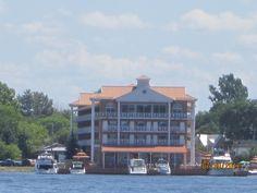 Riveredge Resort, Alexandria Bay, New York
