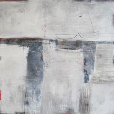 abstrakte kunst, Conny Niehoff, expressive kunst, auftragsmalerei, moderne malerei, abstrakte malerei kaufen, bilder, hafen, winter, boote