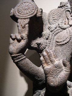 Durga Statue by SideShowMom, via Flickr