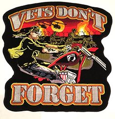 Vets Never FORGET , Respect to all our VETS ,American Mil... https://www.amazon.com/dp/B06XSYJ65Y/ref=cm_sw_r_pi_dp_x_u691ybCS2HFG7
