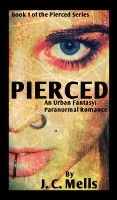 "Las Vegas author J. C. Mells mixes insanity and urban fantasy in her novel ""Pierced."""