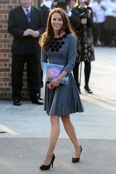 Love how Kate Middleton dresses