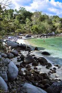 Paradise Beach near Patong is one of Phuket's best secrets. On my Phuket list.