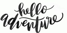 Silhouette Design Store - View Design #86142: hello adventure