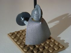MINICAPES  silver by madebymichellestore on Etsy  Lego minifigure capes