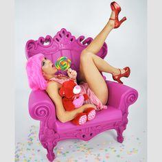 Fabulous yet uncomfortable chair