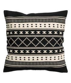 Jakardikudottu tyynynpäällinen | Product Detail | H&M