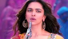 Deepika as Leela from the movie Ram Leela