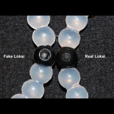 Fake Lokai's How to spot a real Lokai from a fake. Lokai doesn't do wholesale so that's your first sign. Some people on this site really have no shame, so make sure to always demand more pictures! Accessories