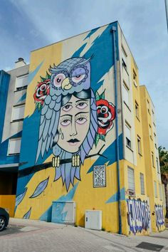 Boa tarde amigos! ##artederua ##grafites ##artenosmuros ##streetart - alaise gomes - Google+