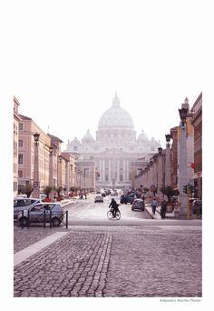 Ciudad del Vaticano, 2005.