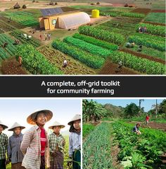 "Farm From A Box: ""A comprehensive solution that acts as the 'Swiss-Army knife' of sustainable farming"". Awesome!"