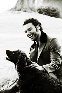 Aidan Turner Daily