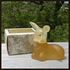 Avon Precious Doe Perfume Bottle