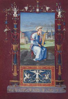 Book Of Hours Facsimile 1505 Use Of Rome