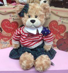 Scott Family Teddy Bear - Craft Granary Online