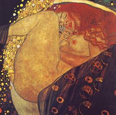 There truly are no words to describe the work of Gustav Klimt