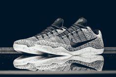 "Nike Kobe XI Elite Low ""White & Black"" - EU Kicks Sneaker Magazine"