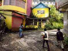 in Darjeeling .. © Follow me Facebook