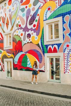 Top 10 Instagrammable Places in Oporto - The Traveler Sisters Spain And Portugal, Portugal Travel, Portugal Trip, Travel Pictures, Travel Photos, Take Better Photos, Art Mural, Adventure Is Out There, Where To Go
