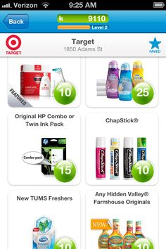 Earn FREE Gift Cards (Starbucks, Target, etc.) with Shopkick